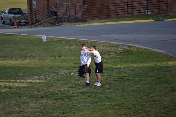 Lacrosse conditioning