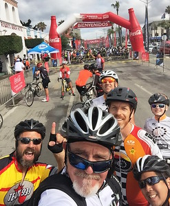 Rosarito-Ensenada Bike Ride Fundraiser