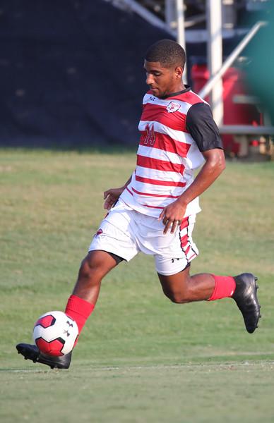 Gardner-Webb University Men's Soccer Reserves takes on USC Lancaster .