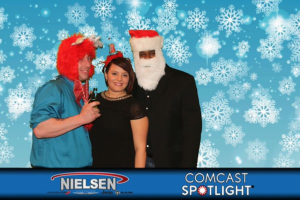 Nielsen Holiday Party