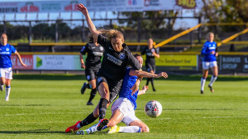 Everton Women v Brighton and Hove Albion Women