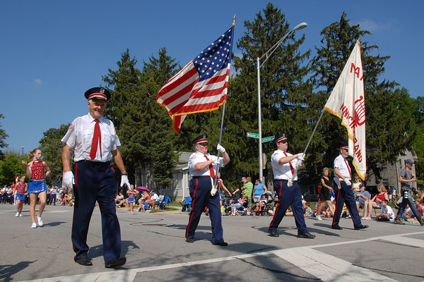 Labor Day Parade 2012
