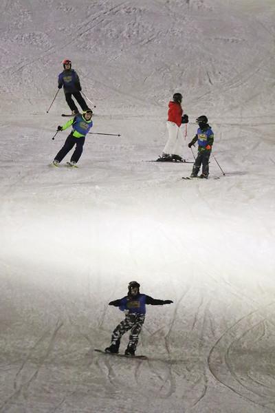 Nashoba Valley Ski Area. (SUN/Julia Malakie)