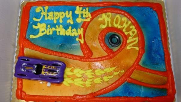 Rohan's 3rd birthday