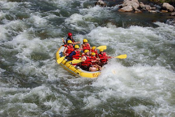 Arkansas River Rafting - 2007