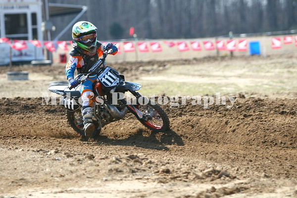 Sherwood MX Saturday Race 3