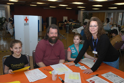 WPL Blood Drive  April 5, 2008