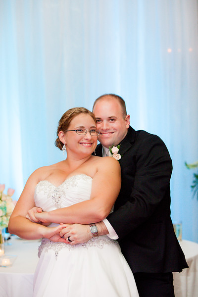 Ayers - Bride and Groom