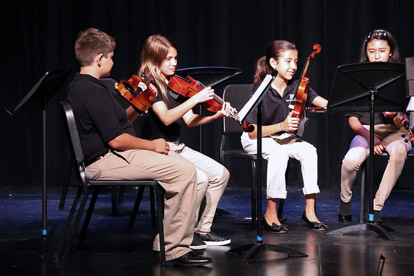 Orchestra Fall Showcase - Middle School