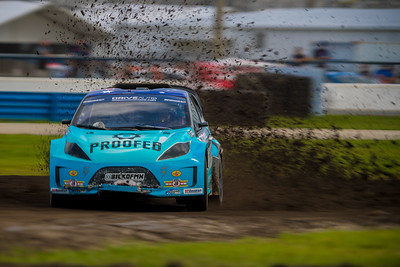 Red Bull Global Rallycross - Daytona