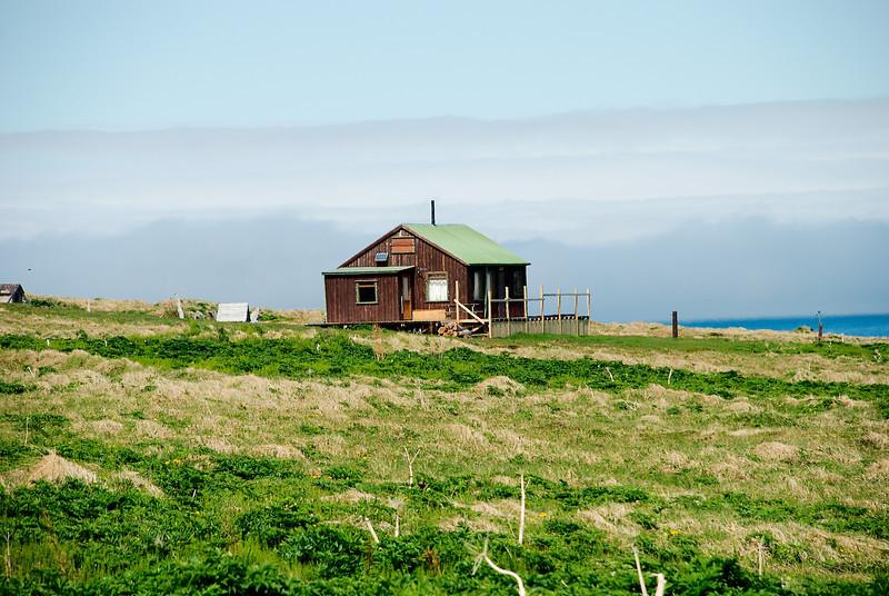Aðalvík - Sæból. Ellubær 2013.