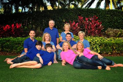 Sue's Grandezza Family Portraits