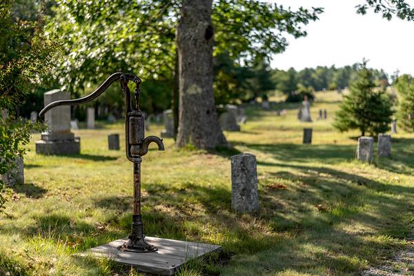 Assorted Cemetery Photos