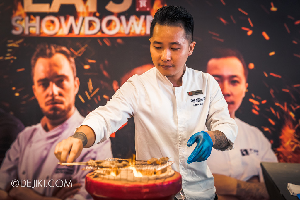 Resorts World Sentosa - RWS Street Eats Showdown - Chef Steven Long from Sen Tay Ho (Vietnam)