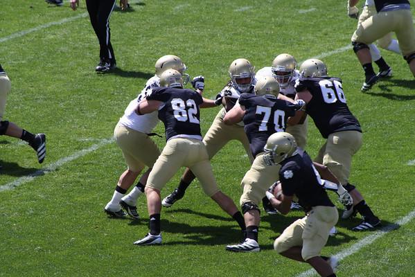 Spring Game 2012