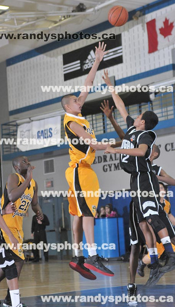 Basketball - 2010-2011 - Boys Rep