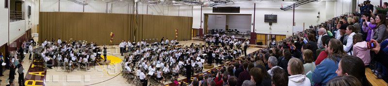 South Colonie Band Fest 3/27/12