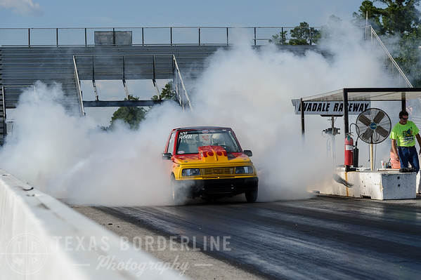 9-19-2015 Evadale Raceway 'TAO,5.80 Index and Tx vs La. Drag Racing
