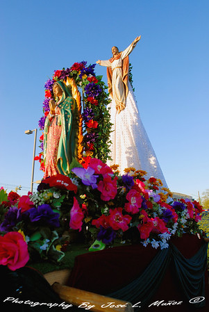 2013-12-07 Our Lady of Guadalupe Procession & Mass