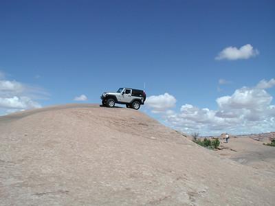 Trails Around Moab 2010