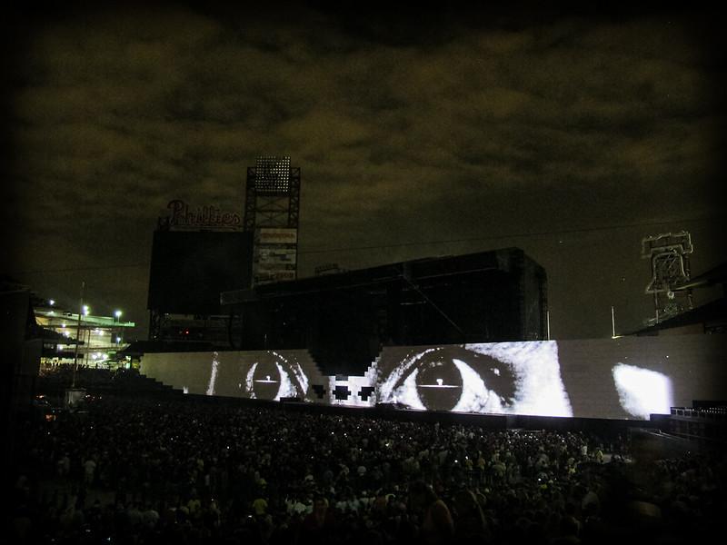 Roger Waters, The Wall, Philadelphia, PA