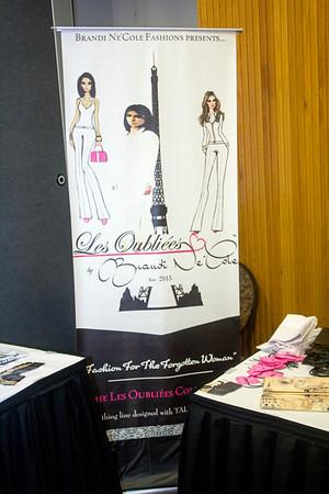 Brandi Ne'Cole Fashions Presents Les Oublie'es
