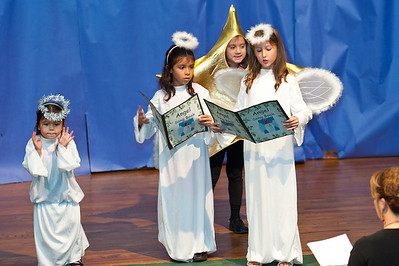 Children's Christmas Performance 12-19-2010