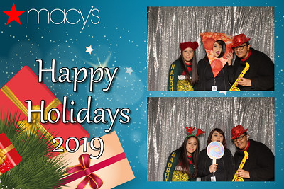 Macy's Holiday 2019