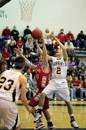 2009 Boys Basketball / Bellevue Varsity