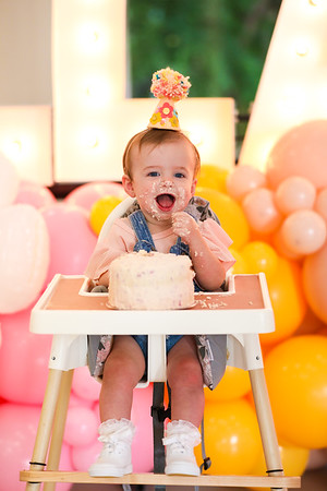 Holland Ray's 1st Birthday