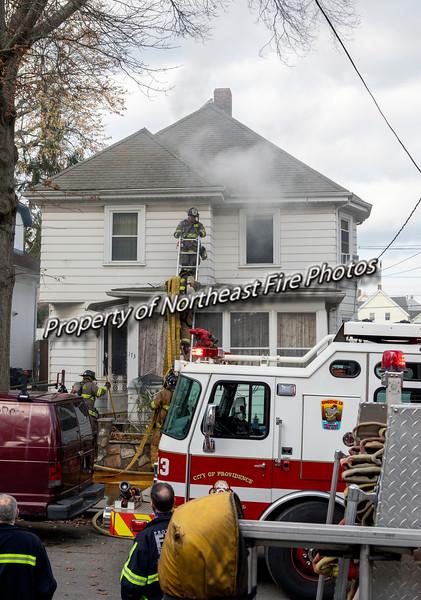 Providence- 2nd Alarm, 173 Vermont Avenue- 11/17/2020