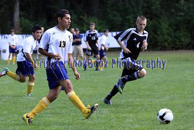 Boys Soccer / Oberlin