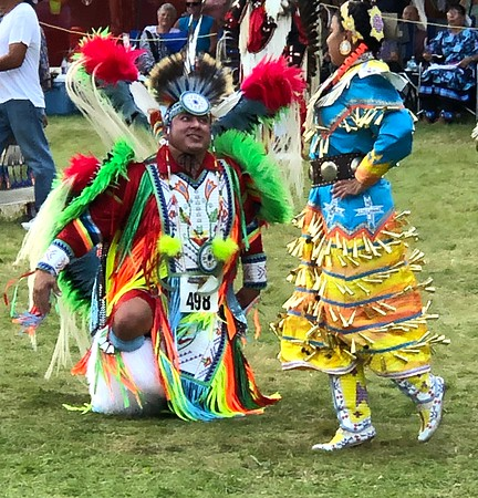 Six Nations of the Grand River Annual Pow-Wow • July 28, 2019
