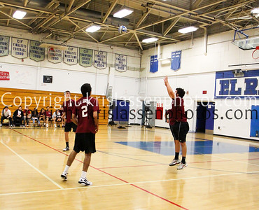 2012 La Serna Boys Volleyball vs El Rancho 03/30