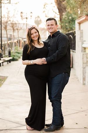 Christopher & Brianna +Baby