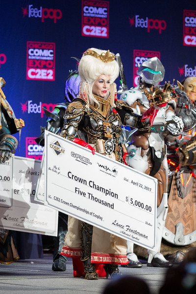 2017 C2E2 - Crown Championship of Cosplay
