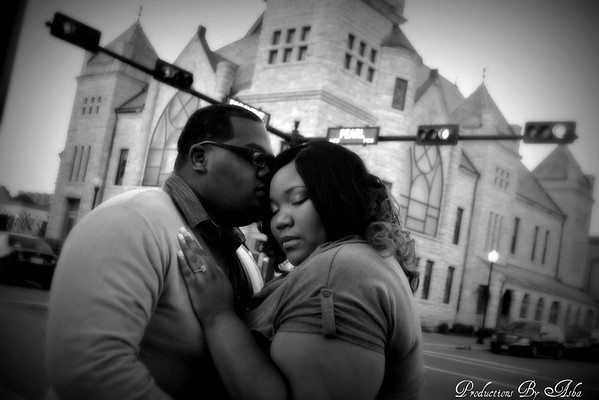 Joi and Brock- Edited Engagements