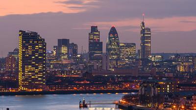 2011, Londyn