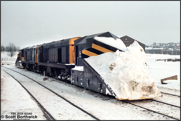 Class 20: British Rail