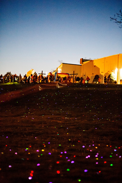 Glow Egg Hunt  March 30, 2018