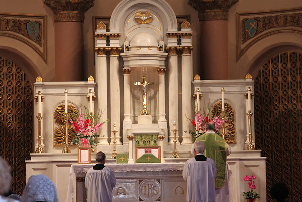 16th Sunday after Pentecost TLM at Star of the Sea (Sept. 8, 2013)