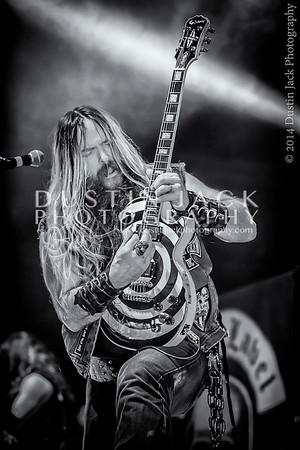 Black Label Society Las Vegas