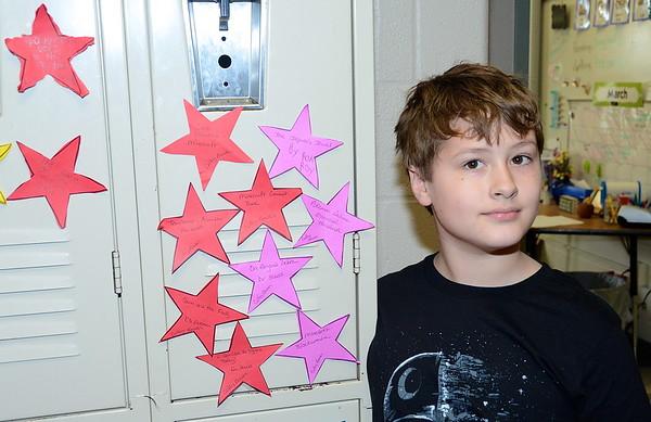 Fourth Grade Reading Stars photos by Gary Baker
