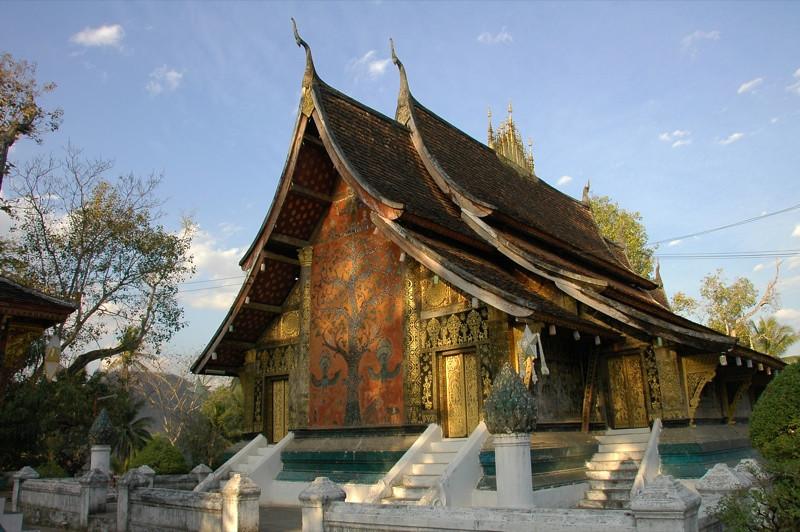 Wat Xieng Thong - Luang Prabang, Laos