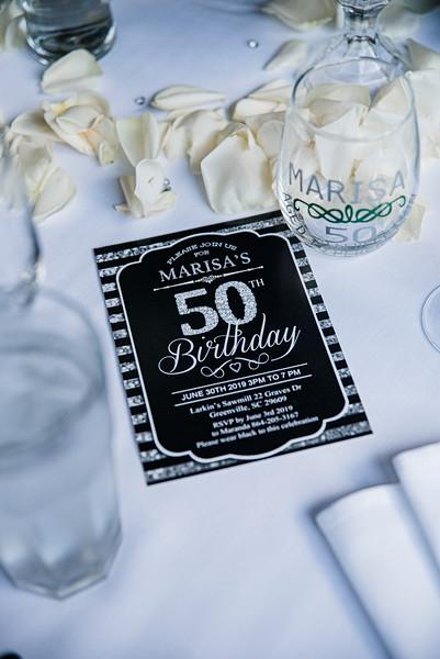 Marisa's 50th Birtrhday