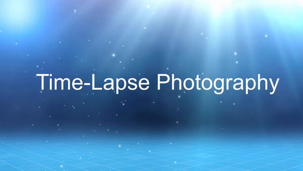 Time-Lapse videon teko