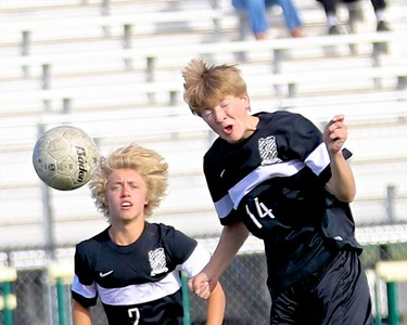Outlaw Boys Soccer 2016