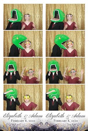 Elizabeth And Adam's Wedding