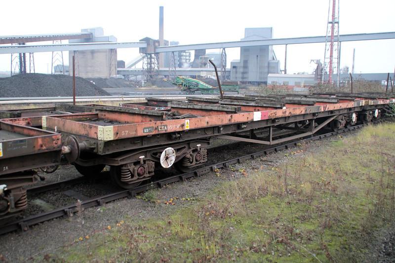BEA 951116 Scunthorpe Trent Yard stored 24/11/12.
