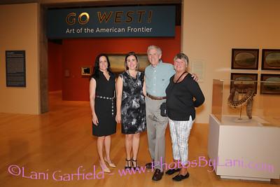 Palm Springs Art Museum Exhibit Go West 11/12/16